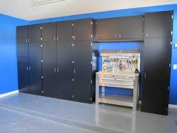 Image Upper Diy Garage Cabinets Black Laurel Mountain Post Good Diy Garage Cabinets Garage Designs And Ideas
