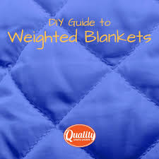 Weighted Blanket Pattern Enchanting DIY Guide On How To Make A Weighted Blanket Quality Plastic Pellets