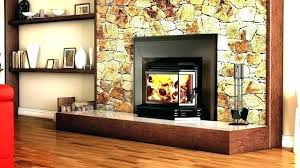electric fireplace insert heater with blower wood spitfire unit burning stove heating water grate patio inspiring