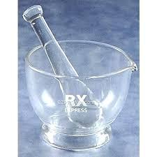 glass mortar and pestle 8 oz glass mortar pestle glass mortar pestle