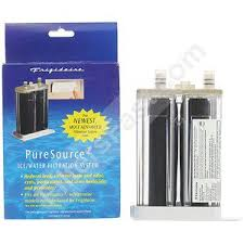 kenmore refrigerator water filter. this filter fits all front cassette models of frigidaire refrigerators, along with kenmore refrigerators manufactured by frigidaire, and has a convenient refrigerator water