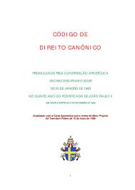 codigo de direito canonico by Bruno Arena - issuu