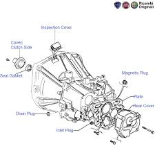 Fiat uno gearbox covers rh 99rpm helical gearbox uno 1100 gearbox diagram