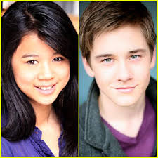 Leah Lewis and Luke Benward have landed the lead roles in Disney's new pilot Madison High, a show with a special connection to the High School Musical ... - leah-lewis-luke-benward-madison-high