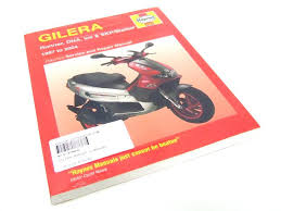 haynes workshop manual for gilera runner ice dna