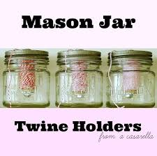 Mason Jars Decorated With Twine 100 best Twine dispensers vintage to modern to unique images on 100