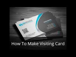 make business card in word how to make visiting card ms word business card how to make