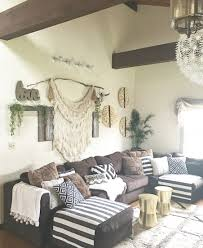Living Rooms Decor Boho Rustic Glam Living Room Cozy Little Space Pinterest
