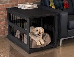 dog crate end tables the best dog