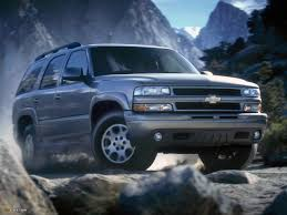 2001 Chevrolet Tahoe (gmt840) – pictures, information and specs ...
