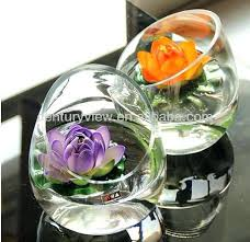 whole decorative flower vase round glass bowl unique vases on fl bowls bulk r