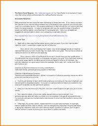 Resume Template Restaurant Best Resume Examples For Restaurant Jobs