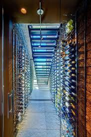 Horizontal wine rack Ventana Mountain Estates, Home 502 - modern - Wine  Cellar - Other Metro - Kevin B Howard Architects, AIA