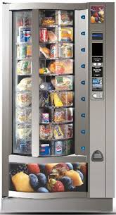 Frozen Product Vending Machine Best Cold And Frozen Food Machine Vendor Serving Maryland Washington DC