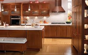kitchen ideas cherry cabinets. Full Size Of Sofa:beautiful Modern Cherry Kitchen Cabinets With Stained Sofa Trendy Ideas N
