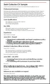 Sample Collections Resume Create This Sample Resume Collections ...