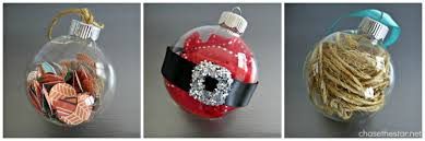 3 simple ideas for glass ornaments via chase the star for happiness is homemade