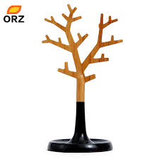Wooden Tree Display Stand