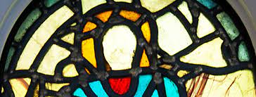 anglo saxon stained glass