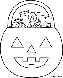 halloween candy black and white clip art. Plain Halloween Clipart Library Trick Or Treat Coloring Page Free Clip Download  Free Food Icons Icon Halloween Candy Black And White Intended Candy Black And White Clip Art C