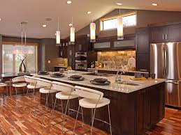 For Narrow Kitchens Galley Kitchen In Modern Style Kitchen Layouts Lighting Simple