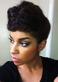 Pin Ups Hair Style pinup updo with natural hair 11 mths into journey youtube 5652 by wearticles.com