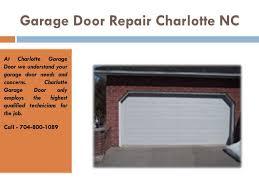 garage door repair charlotte ncPPT  Garage Door Repair Charlotte NC Openers  Installation