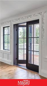 french doors patio exterior