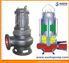 china non clog waste water centrifugal