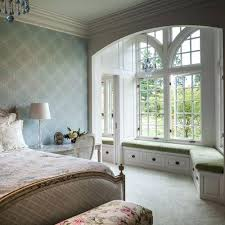 French Country Bedroom Design White Cottage Style ...