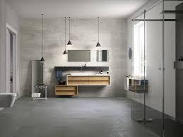 designindustry concrete look bathroom tiles