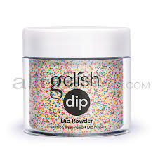 Gelish Dip System Lots Of Dots Allure Nail Supply