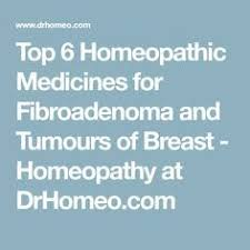 Top 6 Homeopathic Medicines for Fibroadenoma and Tumours of Breast ...