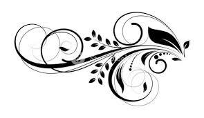 Decorative Design Extraordinary Decorative Swirl Floral Design RoyaltyFree Stock Image Storyblocks