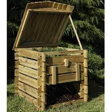 Forest Garden Beehive Composter  Chic