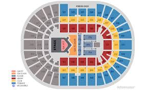 Schottenstein Center Seating Chart Tickets The Lumineers Iii The World Tour Columbus Oh