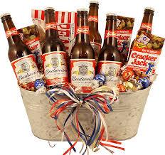 budweiser beer gift bucket for dad 4 jpg