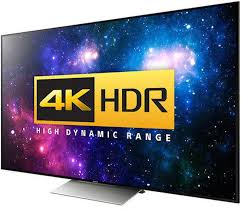 sony tv 4k. [pic: sony] sony tv 4k
