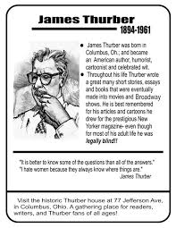 best james thurber images james thurber james d  ohio legends jeff wilson james thurber and muggs the dog that