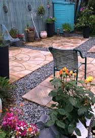 Small Picture Patio Paving Options Paving Materials Backyard Bliss