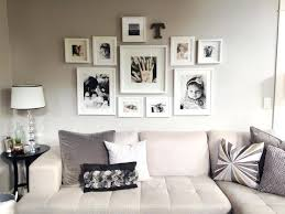 ikea wall frames my photo wall collage neutral tones all white frames ikea wall frames 50x70 ikea wall frames