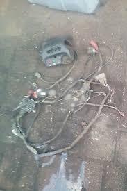 honda recon io 2003 03 honda 250 recon trx 250 complete wire harness and all electrical parts