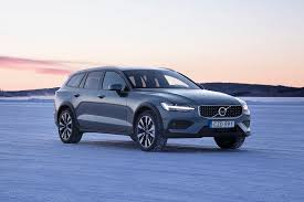 2020 Volvo V60 Cross Country Lands With 46 095 Starting