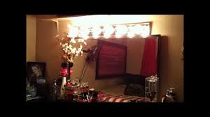 Vanity lighting strips Vanity Mirror Youtube Homemade Makeup Vanity Lights Youtube