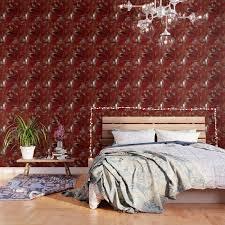 burgundy wallpaper by fernandovieira