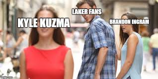 Check out our kyle kuzma selection for the very best in unique or custom, handmade pieces from our graphic tees shops. Distracted Boyfriend Meme Imgflip