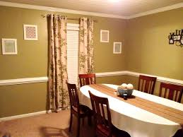 Dining Room Curtains Pinterest  Drop In Leaves Black Wood Table - Dining room curtain designs