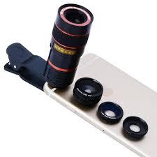 Universal 8x telephoto Zoom Phone Lens Tele Fisheye Wide Macro Camera Lens Kit For iPhone 6 dfe4968b be14 43ad 8358 a366f1f26c22 grande v=