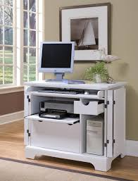 compact computer desk with shelves gallery including hideaway desks for home pictures