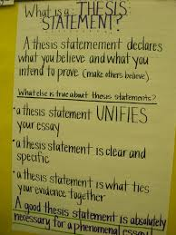best thesis statement ideas writing a thesis thesis statements anchor chart definitely a good idea to have something like this hung writing strategieswriting skillswriting